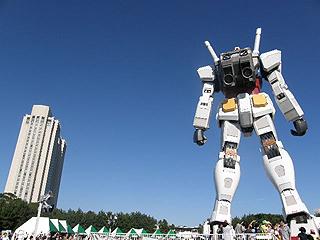 GREEN TOKYO ガンダムプロジェクト_c0025217_163823.jpg