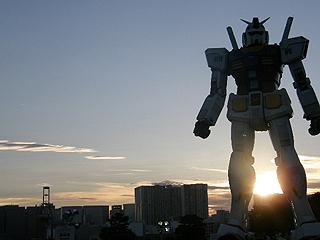 GREEN TOKYO ガンダムプロジェクト_c0025217_16404160.jpg
