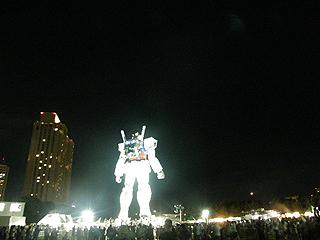 GREEN TOKYO ガンダムプロジェクト_c0025217_16412935.jpg