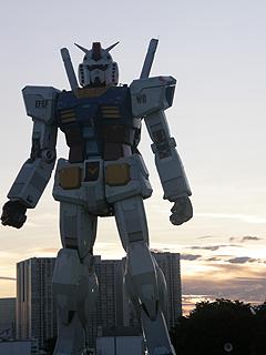 GREEN TOKYO ガンダムプロジェクト_c0025217_1641323.jpg