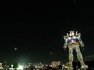 GREEN TOKYO ガンダムプロジェクト_c0025217_16431810.jpg