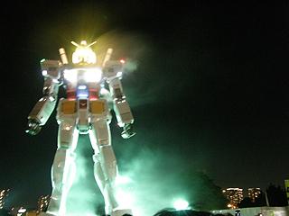 GREEN TOKYO ガンダムプロジェクト_c0025217_1643531.jpg