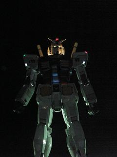 GREEN TOKYO ガンダムプロジェクト_c0025217_16442897.jpg