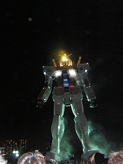 GREEN TOKYO ガンダムプロジェクト_c0025217_1644995.jpg