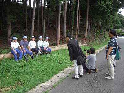中部電力様広報誌「KORYU」取材でちこり村_d0063218_20255485.jpg
