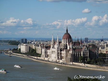 美しき青きドナウ ハンガリー旅行5_c0024345_7462352.jpg