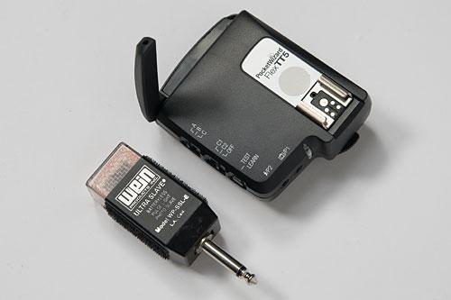 2009/07/27 Pocket Wizard FlexTT5  VS   Wein  Ultraslave_b0171364_12243583.jpg
