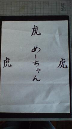 迷子猫、めーちゃん帰還_a0064067_1504665.jpg