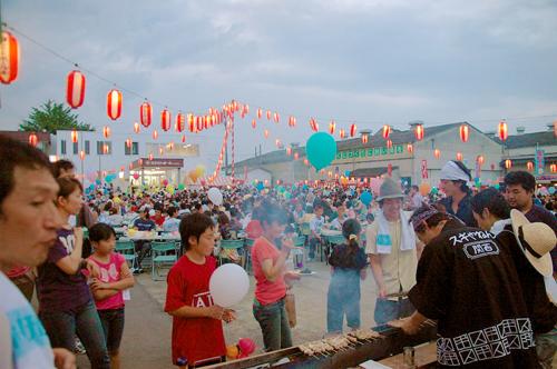 第24回ヨシモトポール納涼祭!! in 藤岡市_b0068169_1571299.jpg