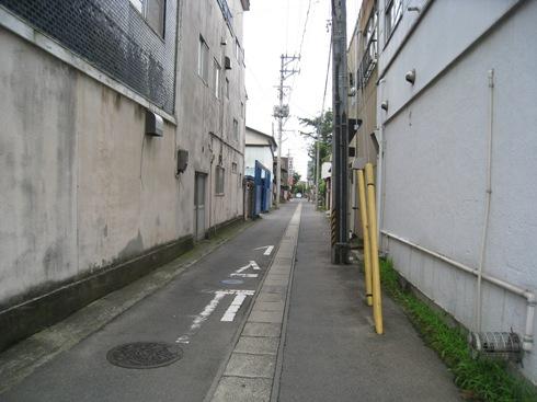 飯坂東線⑥~長岡分岐点_a0087378_5333420.jpg