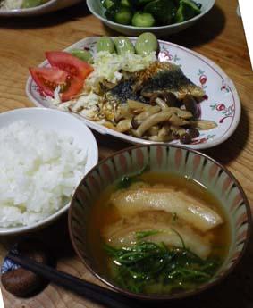 味噌汁日記 おフとおかひじき_b0126182_632189.jpg