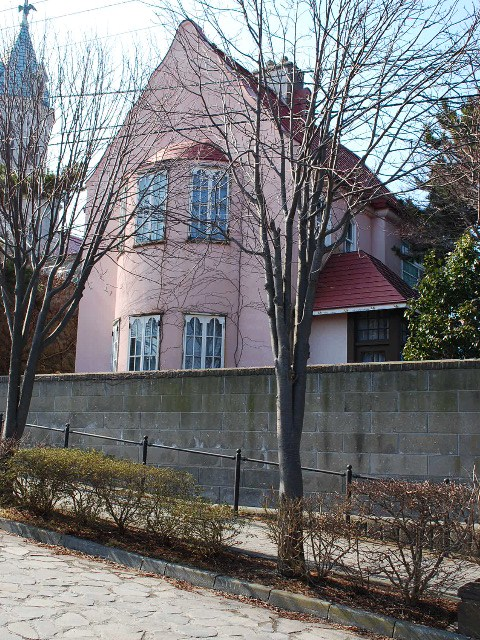 函館・旧亀井喜一郎邸(建築家・関根要太郎作品研究)その4_f0142606_15275496.jpg