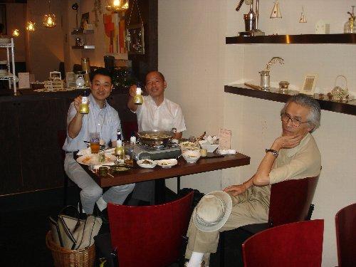 三遊亭楽京さんも 深谷出身です。_c0155211_7593845.jpg