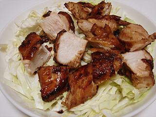 鶏むね肉のやわらか照り焼き_c0025217_16305942.jpg