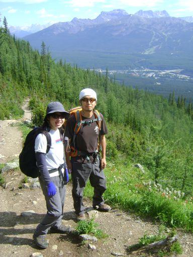 フェアビューマウンテン2744mとレイクオハラ 2日間満喫ハイキング!_d0112928_9421976.jpg