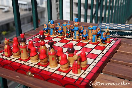 チェスのちょっと苦い失敗談 ハンガリー旅行7_c0024345_20223659.jpg