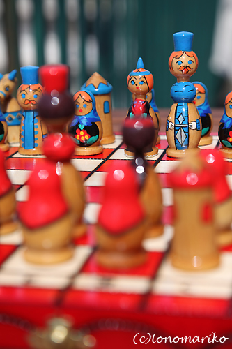 チェスのちょっと苦い失敗談 ハンガリー旅行7_c0024345_2022423.jpg