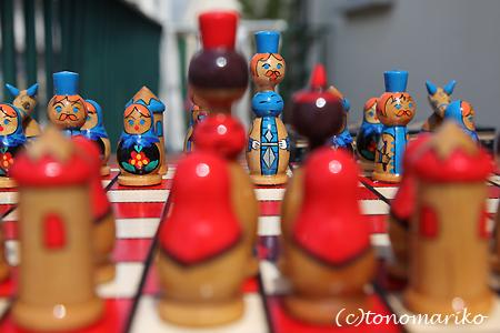 チェスのちょっと苦い失敗談 ハンガリー旅行7_c0024345_2023128.jpg