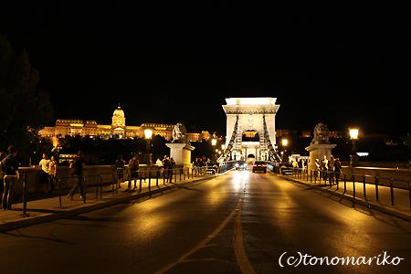 夜のブタペスト ハンガリー旅行6_c0024345_60331.jpg