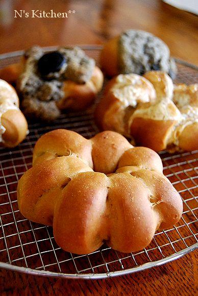 のんびり甘いパンとプチトマト で穏やかな一日_a0105872_1426231.jpg