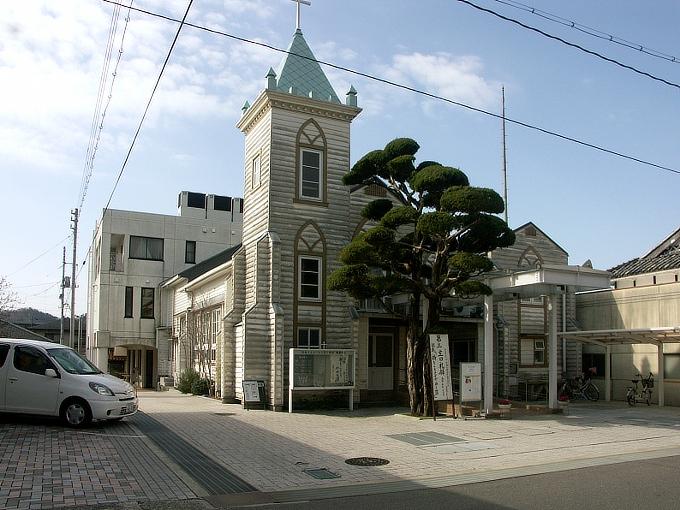 日本イエス・キリスト教団香登教会_f0116479_19391185.jpg