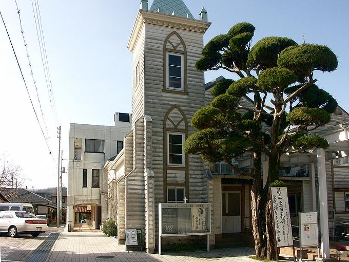 日本イエス・キリスト教団香登教会_f0116479_19392873.jpg