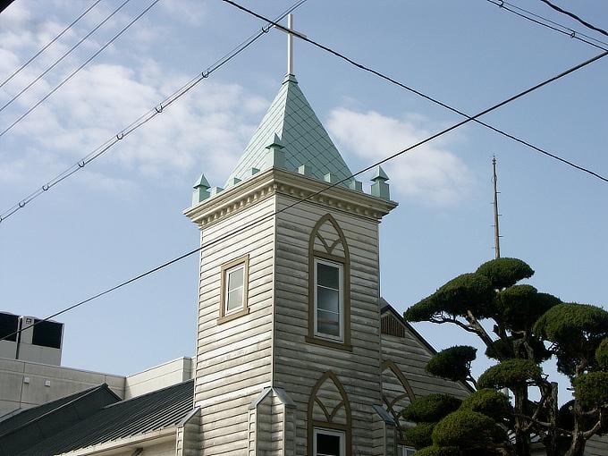 日本イエス・キリスト教団香登教会_f0116479_19414792.jpg