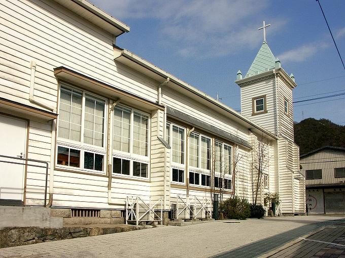 日本イエス・キリスト教団香登教会_f0116479_19433143.jpg