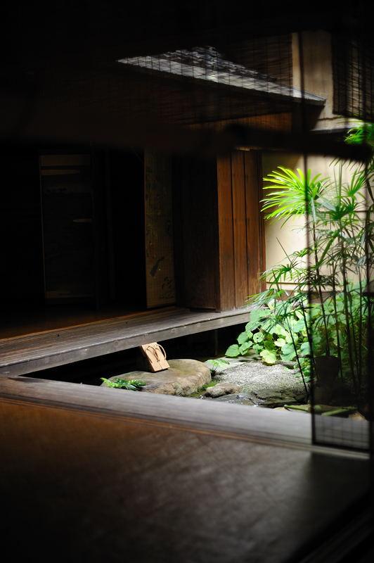 京町家・無名舎(吉田家住宅) 其の一_f0032011_19451877.jpg