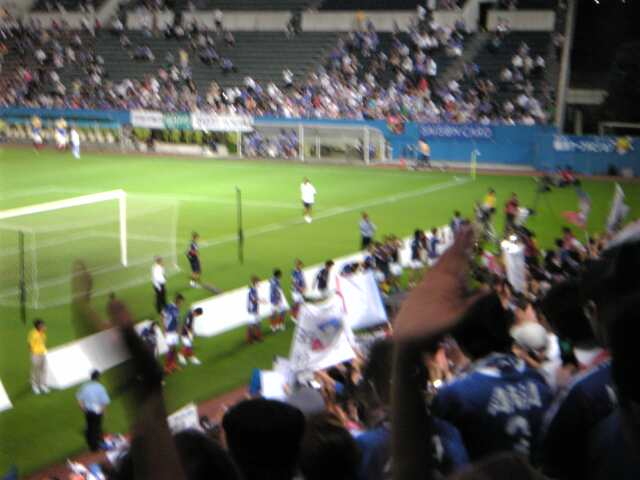 ナビスコ準々決勝vsG大阪(1-2)_c0026718_2141961.jpg