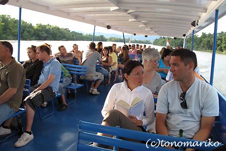 スノッブカフェの安ランチ ハンガリー旅行8_c0024345_18165199.jpg