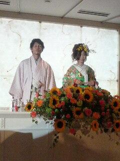 友人の結婚式1_e0063268_19572369.jpg