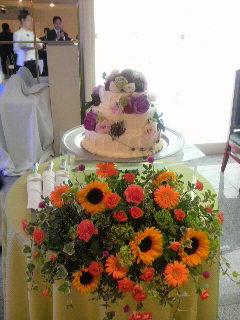友人の結婚式1_e0063268_19572377.jpg