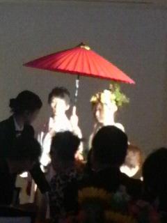 友人の結婚式1_e0063268_19572385.jpg