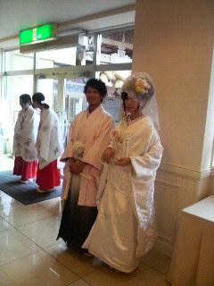 友人の結婚式1_e0063268_19572387.jpg