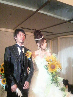 友人の結婚式2_e0063268_20125755.jpg