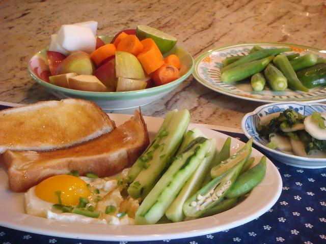 たまには手抜き朝食1週間、_d0100880_003764.jpg