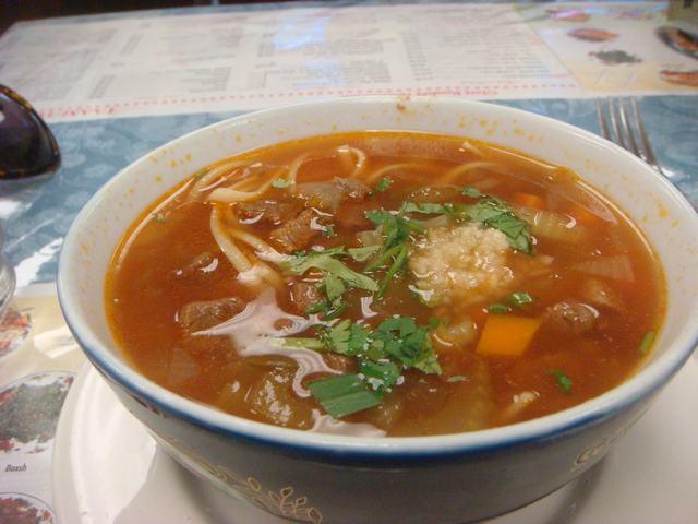 中央アジアにある、ウズベキスタン料理を食べて、_d0100880_11203586.jpg