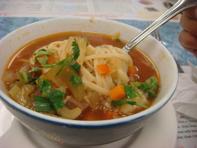 中央アジアにある、ウズベキスタン料理を食べて、_d0100880_11205844.jpg