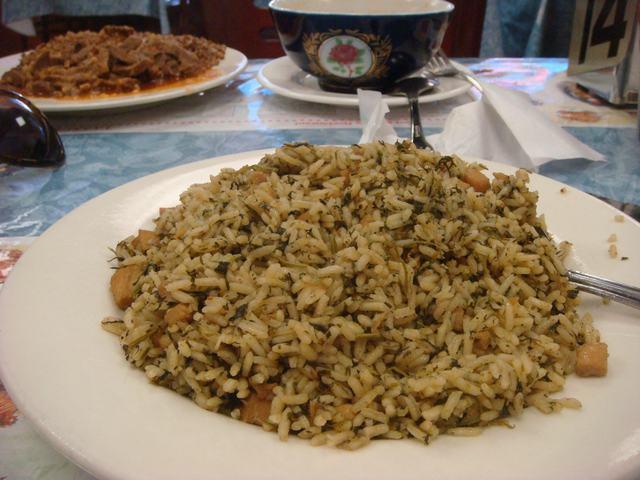 中央アジアにある、ウズベキスタン料理を食べて、_d0100880_1127187.jpg