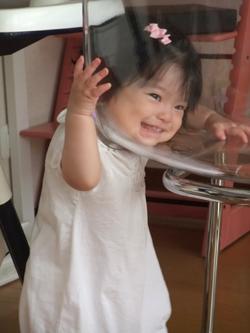 riaちゃん 歯が生えていました!_f0127281_1311741.jpg