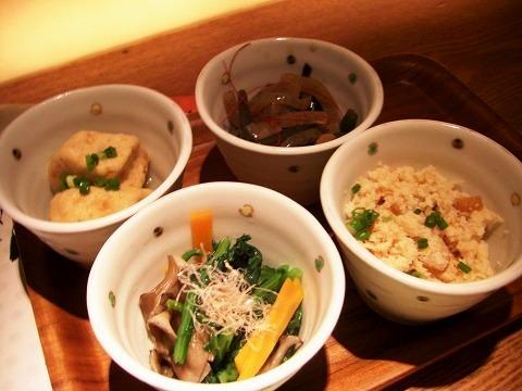 新宿 「茶茶 花」 でディナー_a0039199_20394776.jpg