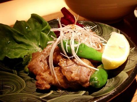 新宿 「茶茶 花」 でディナー_a0039199_20415832.jpg