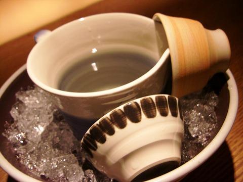 新宿 「茶茶 花」 でディナー_a0039199_20425226.jpg