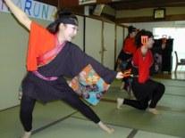 舞踏団HARUNAショー開催!<アクティブライフ中町倶楽部>_c0107602_1010193.jpg