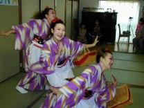 舞踏団HARUNAショー開催!<アクティブライフ中町倶楽部>_c0107602_10105343.jpg