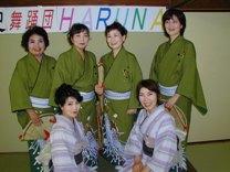 舞踏団HARUNAショー開催!<アクティブライフ中町倶楽部>_c0107602_101327.jpg
