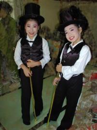 舞踏団HARUNAショー開催!<アクティブライフ中町倶楽部>_c0107602_10133249.jpg