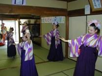 舞踏団HARUNAショー開催!<アクティブライフ中町倶楽部>_c0107602_10145497.jpg