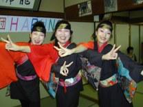 舞踏団HARUNAショー開催!<アクティブライフ中町倶楽部>_c0107602_10203458.jpg